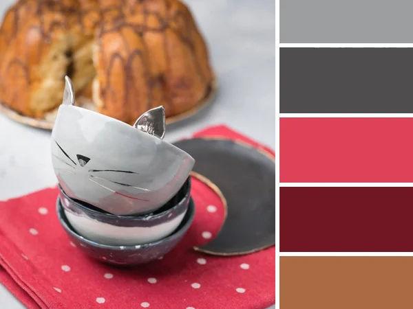 5 готовых цветовых палитр для вашего интерьера   Ярмарка Мастеров - ручная работа, handmade