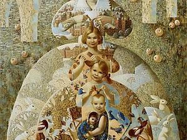 Анна Березовская. Счастливые острова   Ярмарка Мастеров - ручная работа, handmade