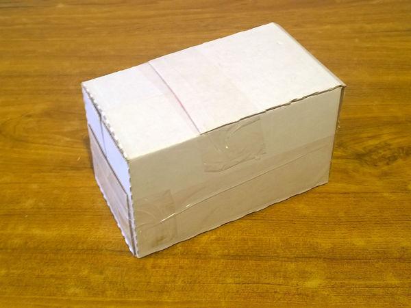 Мастерим упаковку для пересылки маленьких игрушек | Ярмарка Мастеров - ручная работа, handmade
