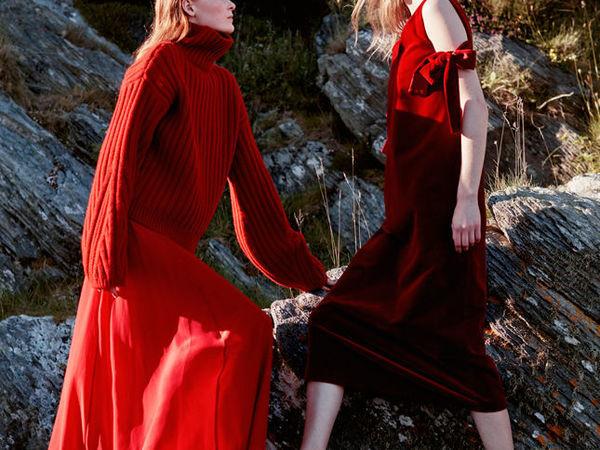 Красный цвет: грядет пора, где яркой будет лишь одежда человека, а зима останется белой и скучной | Ярмарка Мастеров - ручная работа, handmade
