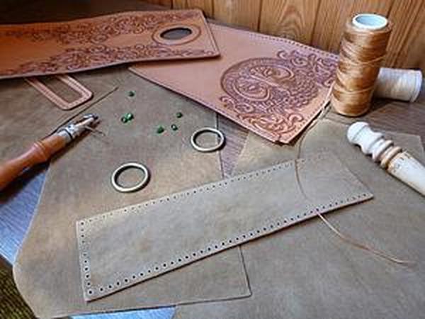 b61c24a7bb59 Пять причин, чтобы выбрать изделие ручной работы из кожи.   Ярмарка  Мастеров - ручная