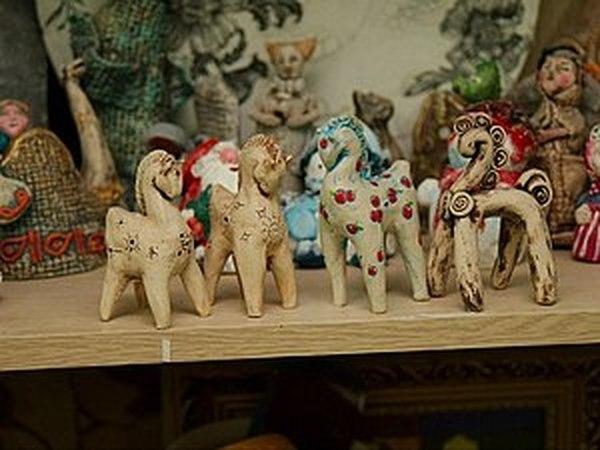 Китайский Новый год в керамической мастерской | Ярмарка Мастеров - ручная работа, handmade
