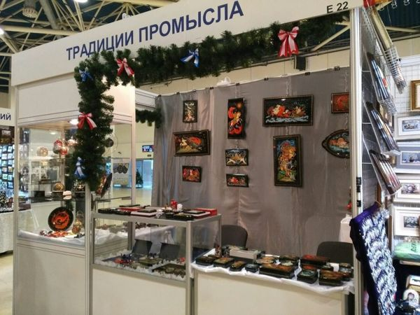 Ладья.Зимняя сказка.Выставка в Москве | Ярмарка Мастеров - ручная работа, handmade