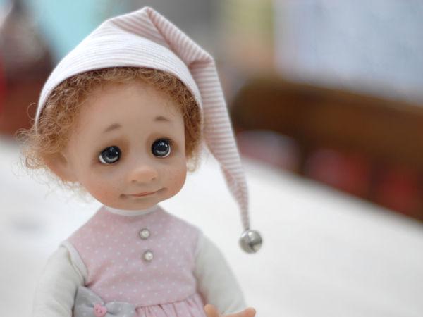 КУРС  «Статичная кукла Гостеприимная Гномушка» | Ярмарка Мастеров - ручная работа, handmade