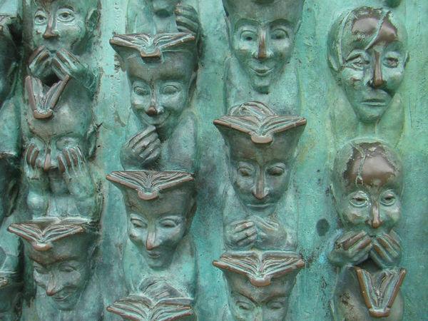 От поколения к поколению. История одной скульптуры | Ярмарка Мастеров - ручная работа, handmade