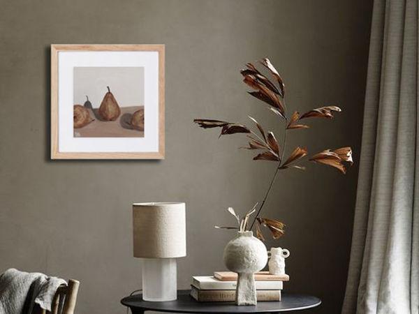Серия натюрмортов Pear | Ярмарка Мастеров - ручная работа, handmade