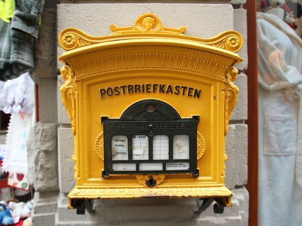 An Ode to Vintage Mailboxes: 20 Rarity Custodies of Letters | Livemaster - handmade