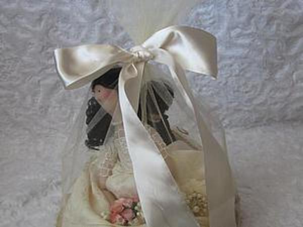Делаем подарочную упаковку для куклы за час | Ярмарка Мастеров - ручная работа, handmade