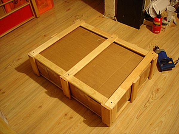 Про обрешётку или как упаковать картины для транспортировки | Ярмарка Мастеров - ручная работа, handmade