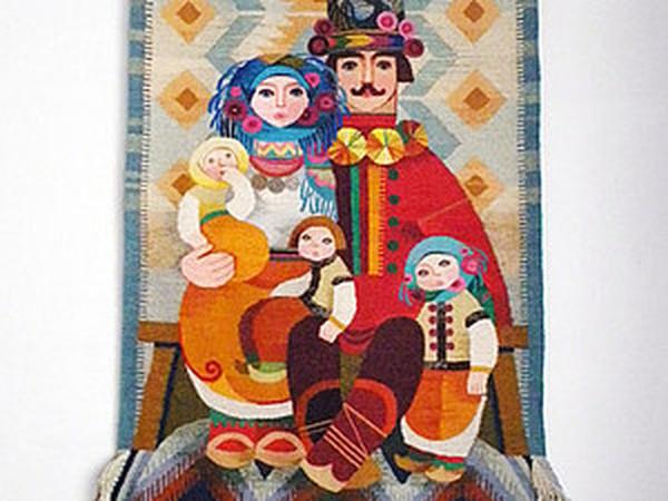 Украинский мастер аппликациии и гобелена Михайло  Билас | Ярмарка Мастеров - ручная работа, handmade