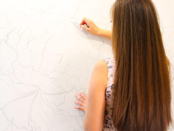 Картины больших размеров | Ярмарка Мастеров - ручная работа, handmade