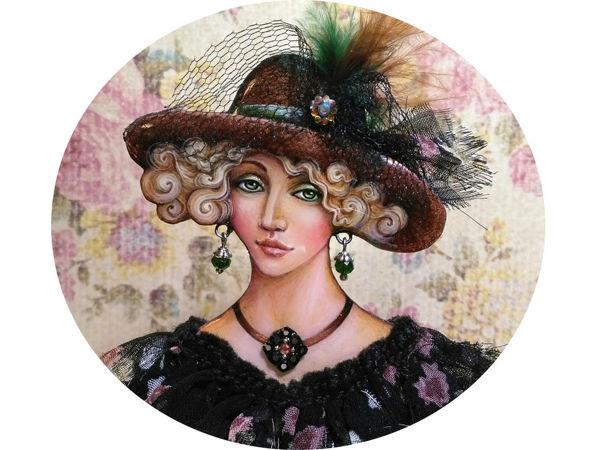 Для прекрасных дам | Ярмарка Мастеров - ручная работа, handmade
