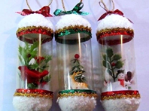 Get Inspired for New Year: Christmas Decor of Materials at Hand   Livemaster - handmade
