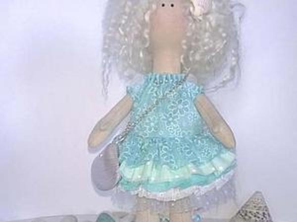 Мастер-класс по изготовлению тела для куколки-большеножки   Ярмарка Мастеров - ручная работа, handmade