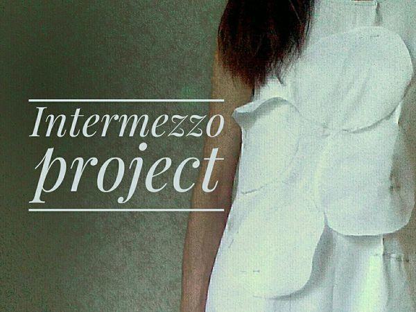 Проект Intermezzo Платье + фотосет. Intermezzo project. | Ярмарка Мастеров - ручная работа, handmade
