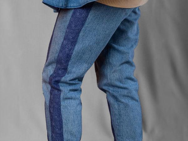 Что делать, если вы обнаружили, что не влезаете в любимые джинсы   Ярмарка Мастеров - ручная работа, handmade
