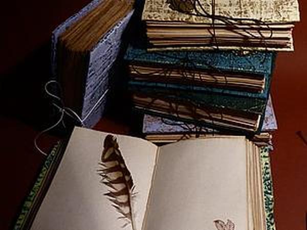 Новая серия подарочных записных книжек. | Ярмарка Мастеров - ручная работа, handmade