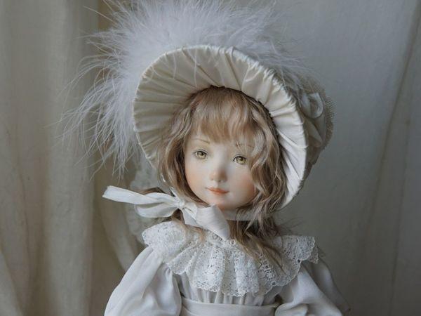 Сюзи, кукла со сменной одеждой | Ярмарка Мастеров - ручная работа, handmade