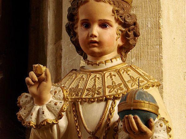 Экскурсия в храм Девы Марии Торжествующей и младенца Иисуса Пражского | Ярмарка Мастеров - ручная работа, handmade
