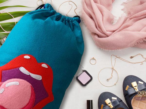 Шьем Чупа-сумку | Ярмарка Мастеров - ручная работа, handmade