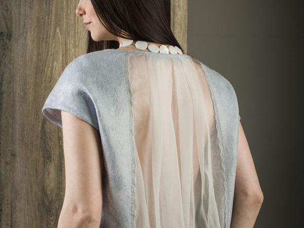 Обзор блузки  — акция на готовую и на курс по ней (на другие курсы также) | Ярмарка Мастеров - ручная работа, handmade