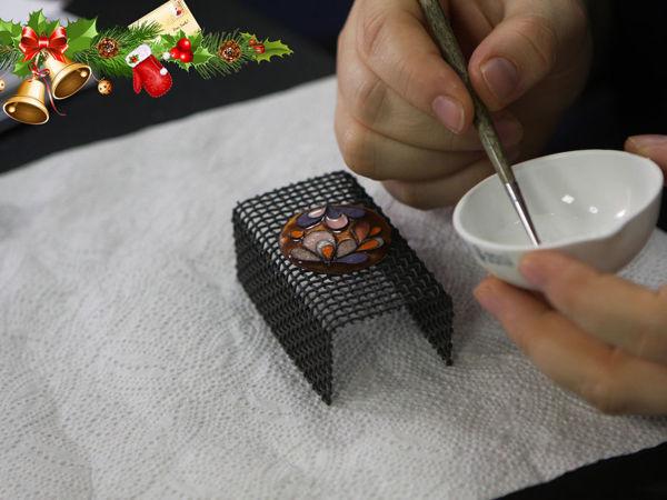 Мастер-класс  «Горячие грузинские эмали» | Ярмарка Мастеров - ручная работа, handmade