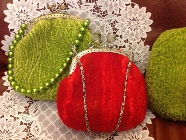 Маленькие сумочки! | Ярмарка Мастеров - ручная работа, handmade