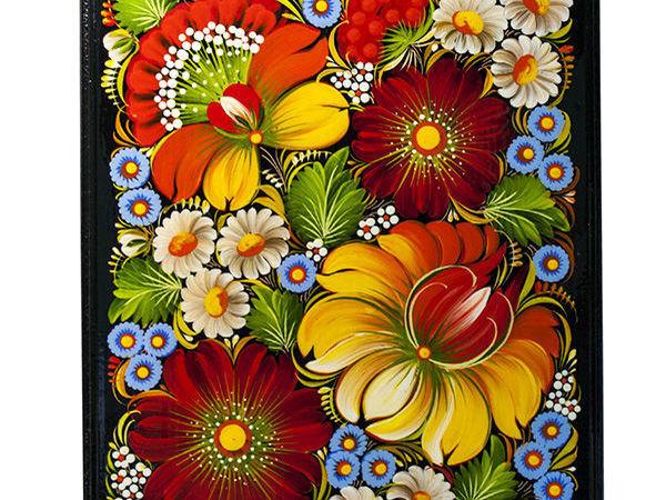 Петриковская роспись | Ярмарка Мастеров - ручная работа, handmade