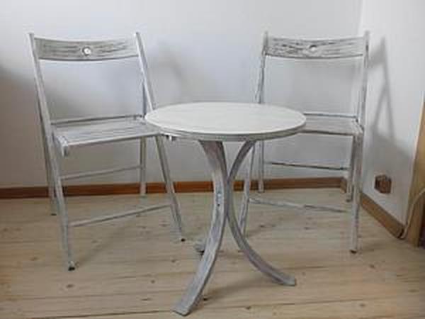 Мастер-класс: преображение стула | Ярмарка Мастеров - ручная работа, handmade