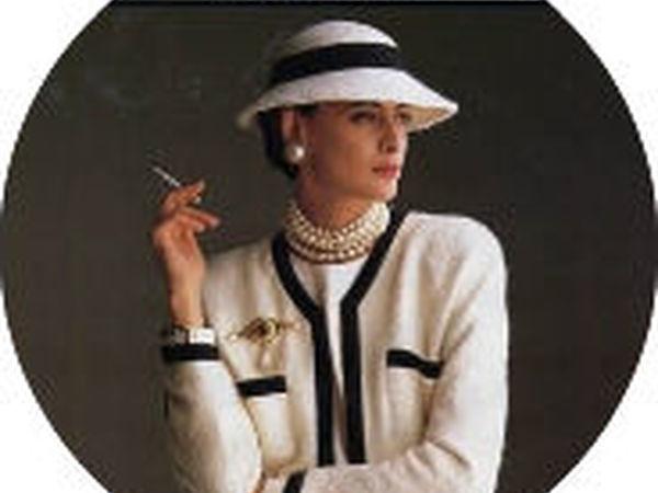 Великолепная «Шанель»: ткань букле на пике моды | Ярмарка Мастеров - ручная работа, handmade