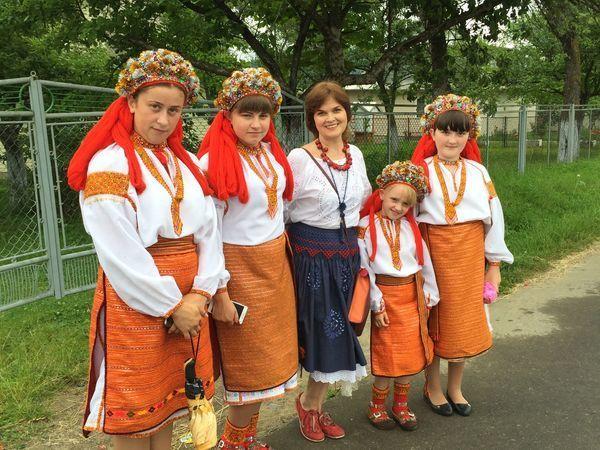 Цвета вышивки золотой осени в Космаче | Ярмарка Мастеров - ручная работа, handmade