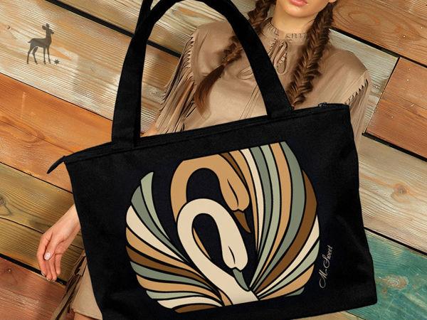 Романтичная сумка в винтажных цветах   Ярмарка Мастеров - ручная работа, handmade