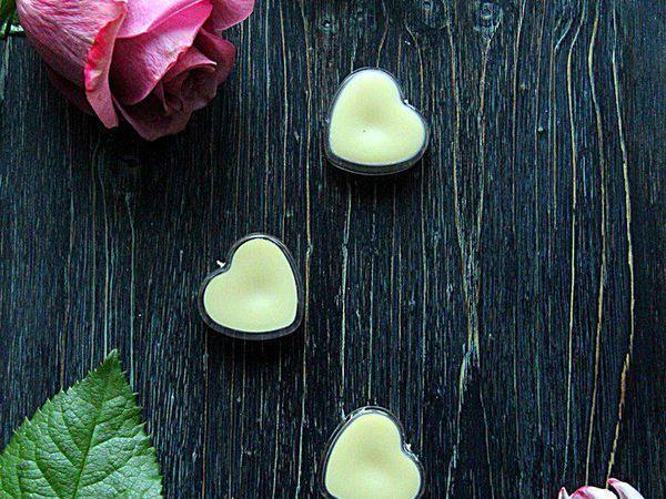 Изготавливаем питательный бальзам для губ «Волшебный цветок» своими руками   Ярмарка Мастеров - ручная работа, handmade