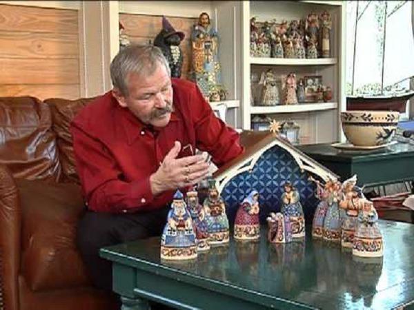 Jim Shore и его прекрасные ангелы | Ярмарка Мастеров - ручная работа, handmade