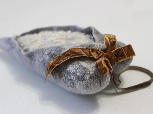 Создаем новогоднее интерьерное украшение-сердце | Ярмарка Мастеров - ручная работа, handmade