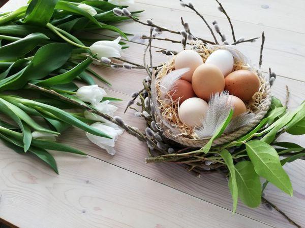 Making Easter Decor | Livemaster - hecho a mano - handmade