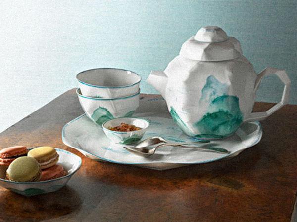 Бумажный фарфор Рут Гурвич | Ярмарка Мастеров - ручная работа, handmade