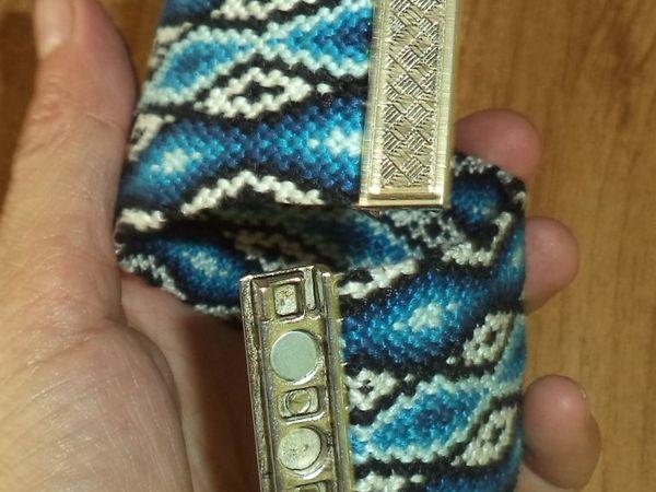 Сплетённые фенечки   Ярмарка Мастеров - ручная работа, handmade
