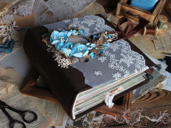 Декорируем обложку альбома | Ярмарка Мастеров - ручная работа, handmade