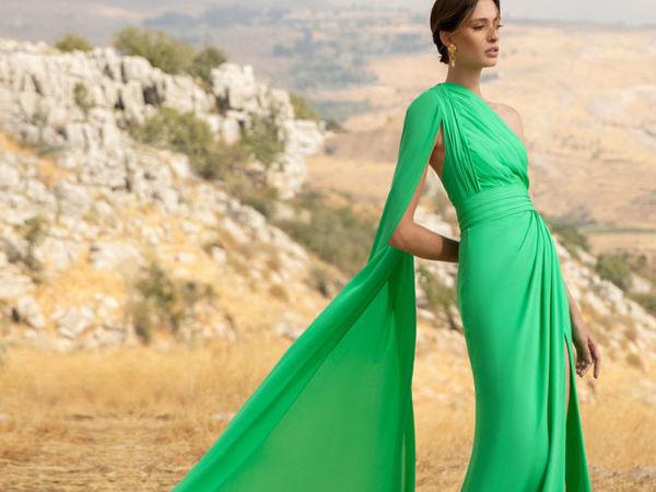 Новый рассвет и надежды в весенне-летней коллекции ливанского дизайнера Ellie Saab | Ярмарка Мастеров - ручная работа, handmade