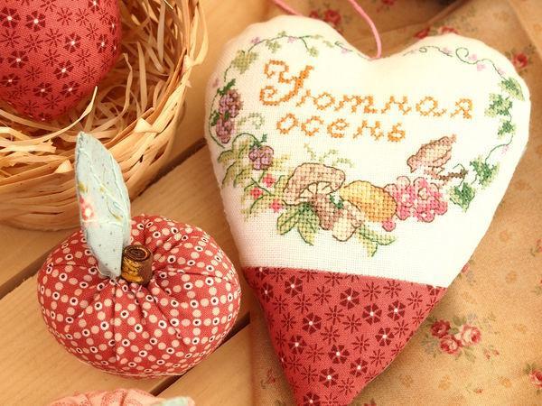 Уютная осень   Ярмарка Мастеров - ручная работа, handmade
