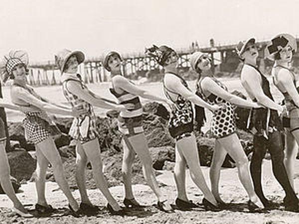 Эволюция купальника: История глобального обнажения 1900-1990гг   Ярмарка Мастеров - ручная работа, handmade