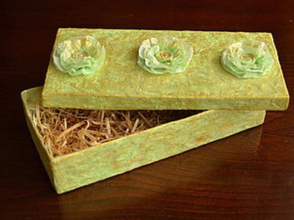 Упаковка. Красивая фактурная подарочная коробка. | Ярмарка Мастеров - ручная работа, handmade