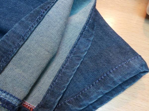Как укоротить джинсы с сохранением нижней кромки | Ярмарка Мастеров - ручная работа, handmade