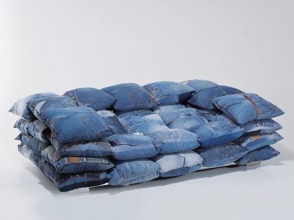 9ded0425ed61 25 супер-идей для второй жизни джинсов | Ярмарка Мастеров - ручная работа,  handmade
