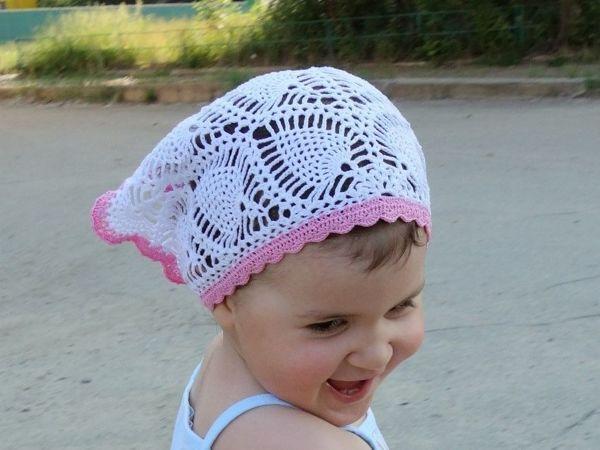 Вязаные шапочки, кепочки, косынки | Ярмарка Мастеров - ручная работа, handmade