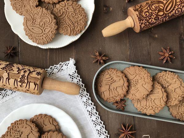 Рецепт имбирного печенья | Ярмарка Мастеров - ручная работа, handmade