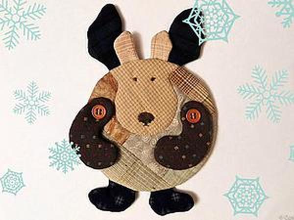 Мастер-класс: шьем оленя к Новому году | Ярмарка Мастеров - ручная работа, handmade