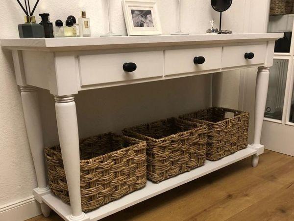 Консольный стол Эва для Елены | Ярмарка Мастеров - ручная работа, handmade