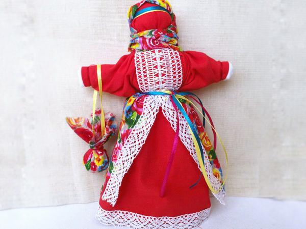 Мотаем куклу-берегиню «Пасха»   Ярмарка Мастеров - ручная работа, handmade